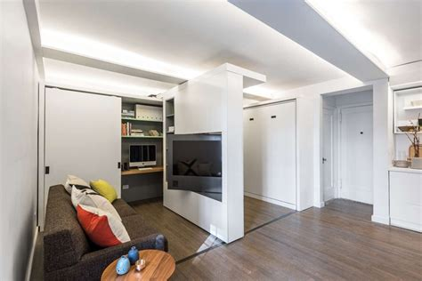tiny apartment apartments with movable walls inspire through flexibility