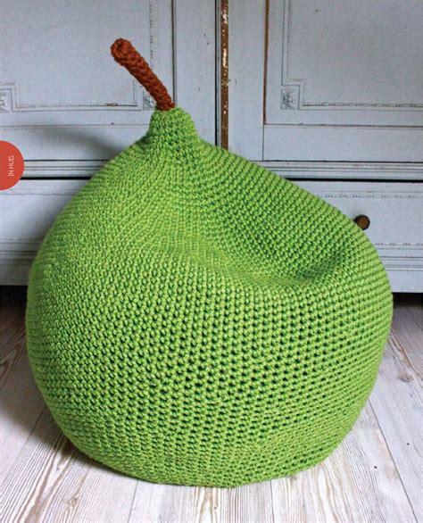 free crochet bean bag chair pattern best 25 crochet pouf ideas on crochet pouf