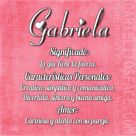 imagenes de amor para gaby gabriela im 225 genes con frases para compartir en facebook