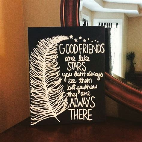 Good Gift Cards For Friends - best 25 best friend canvas ideas on pinterest friend canvas gifts for best friends