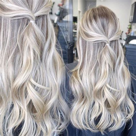 light brown and platinum blonde ombre hair 322 best hair love images on pinterest hair colors