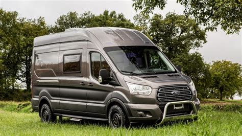 Ford Transit Awd by Ford And Trigano Deliver Transit Motorhomes With