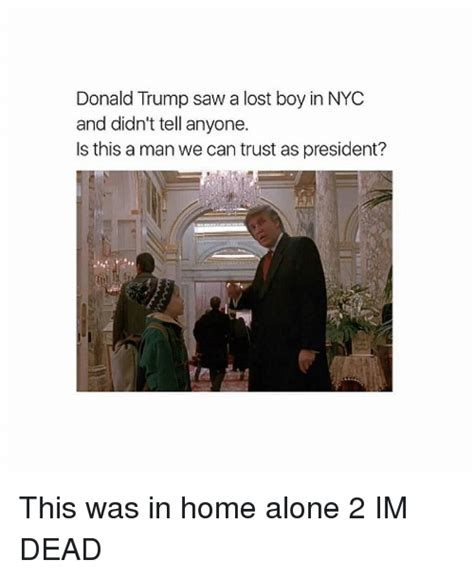 donald trump home alone 2 meme funny home alone 2 memes of 2016 on sizzle