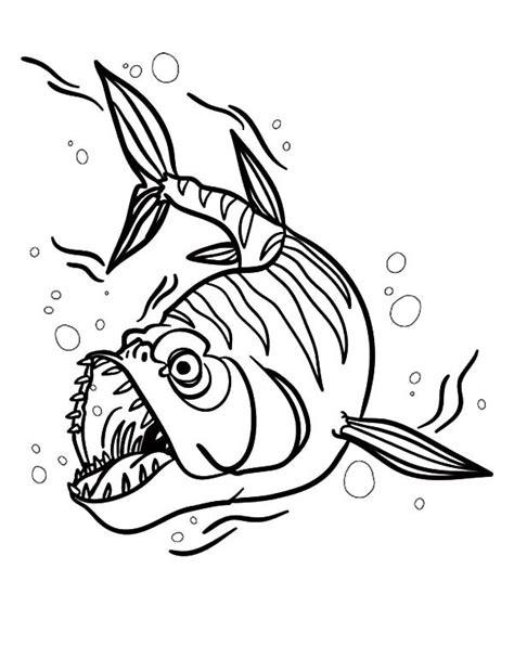 barracuda fish coloring page barracuda fish coloring pages