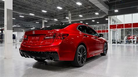 2020 acura tlx pmc edition specs 2020 acura tlx pmc edition rocks up ahead of ny auto show
