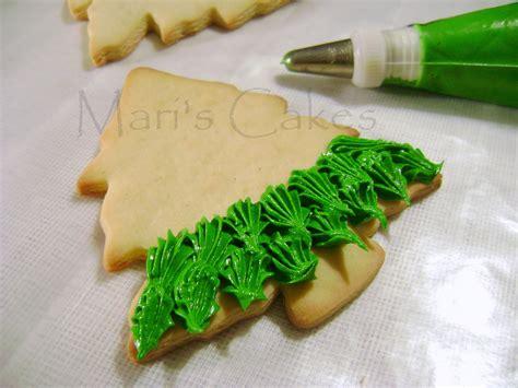 decoracion galletas de navidad galletas decoradas navidad 2011 mari s cakes