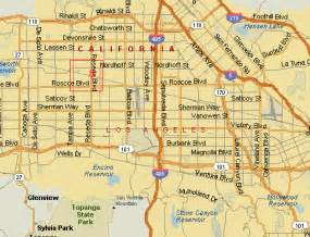 california state northridge map alf img showing gt northridge california map