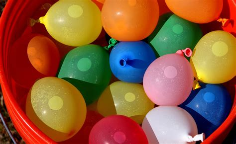 Plan a water balloon fight 41 outdoor activities to get kids out of the house this summer