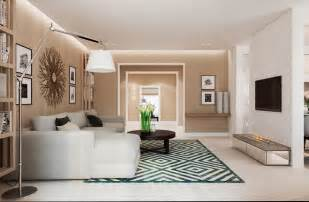 Modern Interior Design by Warm Modern Interior Design