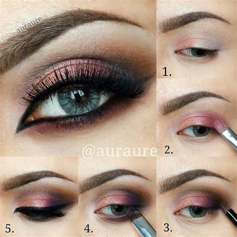 tutorial make up pengantin step by step c 243 mo maquillarse en navidad paperblog