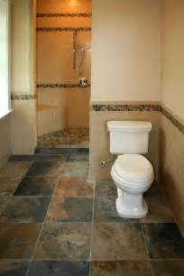 Bathroom Tile Floor by Tile Floor Designs