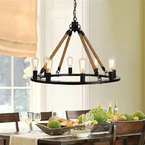 Dining Room Chandelier And Matching Sconces Vintage Rope Chandelier Lighting Home Buy Lighting Home