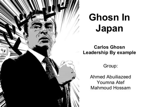 carlos ghosn leadership style nissan carlos ghosn in japan