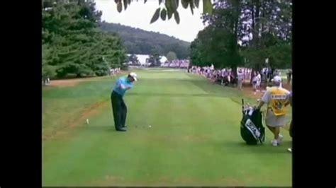 steve elkington golf swing steve elkington the greatest swing in golf youtube