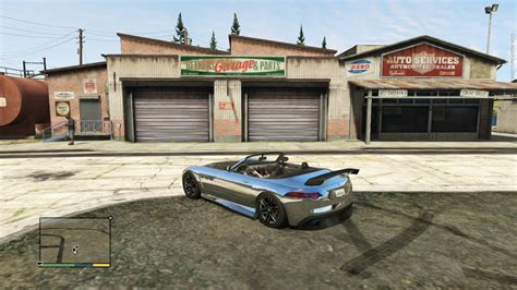 Garages In Gta 5 by Garage Acquistabili Gta V 2015 Best Auto Reviews
