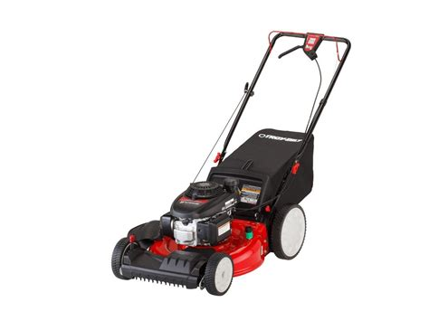 troy bilt tb  propelled walk  mower