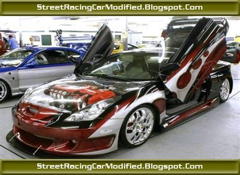 toyota custom cars best 25 custom painted cars ideas on