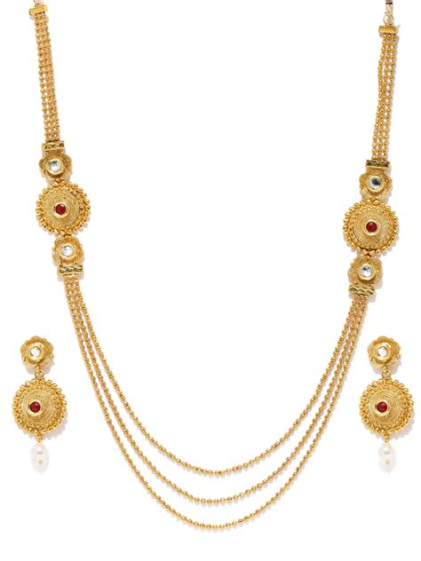 Gold Jewellery by Gold Necklace Jewelry Www Pixshark Images