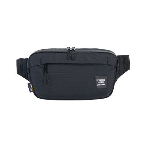 Herschel Supply Hip Back Small herschel supply tour hip pack medium black highlights