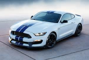 new shelby car 2016 shelby gt350 mustang options list leaked autoevolution