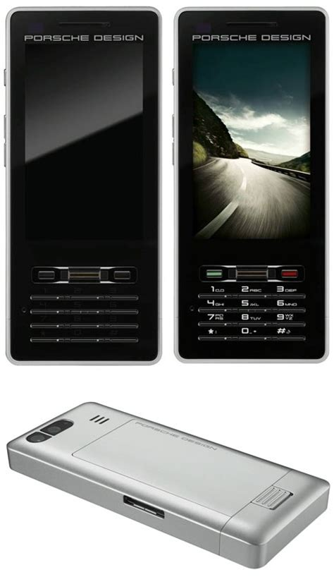 porsche design phone porsche design p9522 mobile phone antilogic design