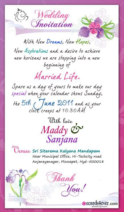 wedding invitations ecards indian quotes wedding invitations wedding invitation