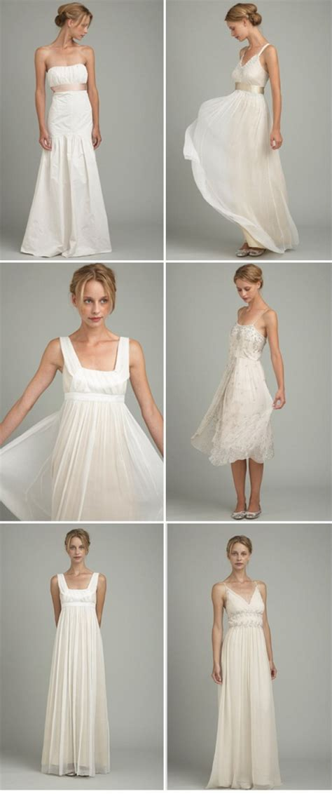 Simple Backyard Wedding Dress by Backyard Wedding Dresses