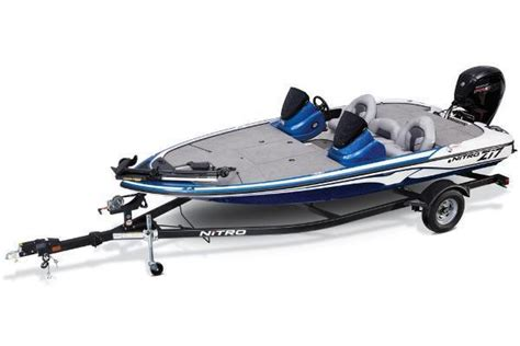 used nitro bass boats for sale in alabama nitro new and used boats for sale in alabama