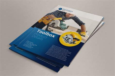 Bi Fold Brochure Indesign Template Bi Fold Brochure Template Indesign