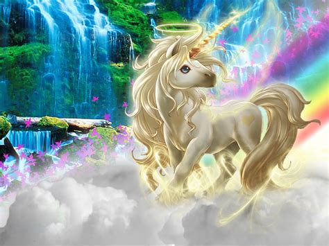 imagenes de unicornios hermosos con movimiento dibujo unicornio bonito