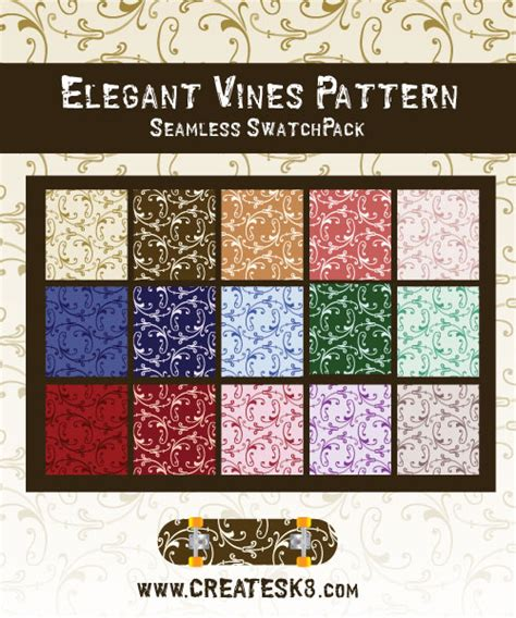 pattern namespace elegany swirly curls patterns by namespace on deviantart