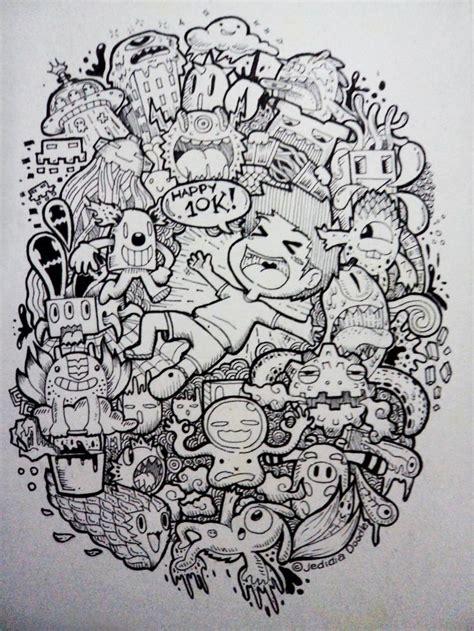 daily doodle inspiration 10k doodle doodle artwork doodles