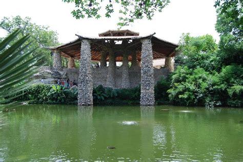 San Antonio Japanese Tea Garden by Japanese Tea Garden San Antonio