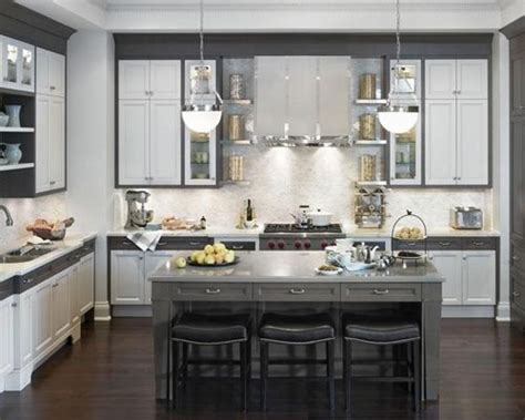 kitchen renovations using gray and white gray and white kitchens houzz