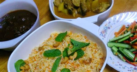 Minyak Kayu Putih Mutiara resepi nasi minyak paling senang dan sedap teratak