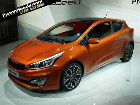 Kia Ceed Orange Kia Pro Ceed Gt Z4 Forum