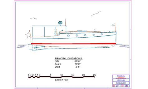gentleman 39 s gentleman s cruiser 39 boat design net