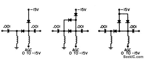 how to test a varicap diode agc with varicap control circuit circuit diagram seekic