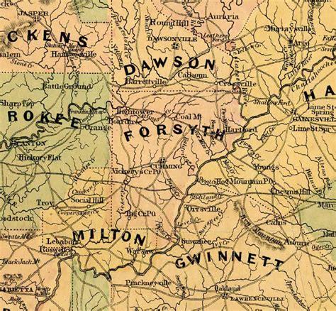 Forsyth County Ga Search Georgiainfo