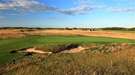 course layout for us open course layout 2017 us open erin hills youtube