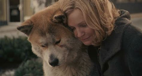 with puppies story hachiko a s story 2009