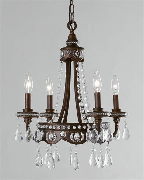 Horchow Chandeliers Bolivian Four Light Chandelier Chandeliers By Horchow