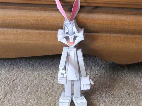 Bunny Papercraft - die sch 246 nsten hasen aus papier coole paper toys