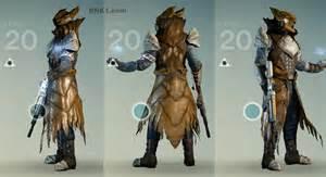 Destiny warlock armor deathsinger