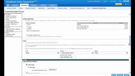 quickbooks sdk tutorial c quickbooks online tutorial how to create professional
