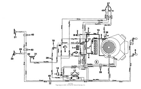 mtd lawn tractor wiring diagram 31 wiring diagram images