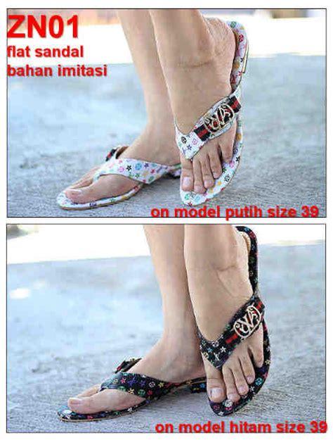 Sandal Wanita Gladiator Sandal White Putih Am42 jual reseller welcome tas sepatu wanita dll
