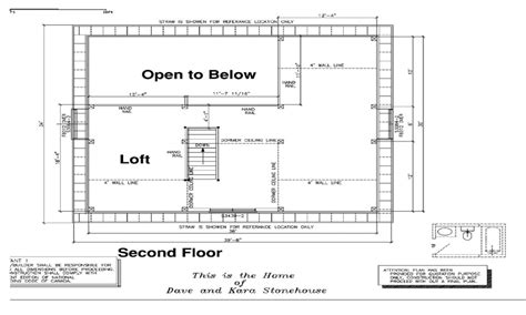 loft style home plans simple loft house plans modern loft style house plans