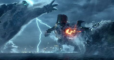 pacific rim review do you enjoy kaiju nerdy but flirty