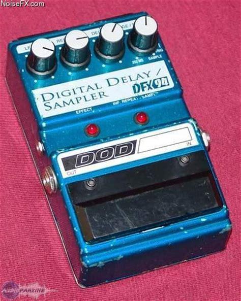 Harga Looper dfx94 digital delay sler dod dfx94 digital delay